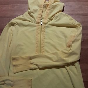 NWOT Danskin Hooded Pullover